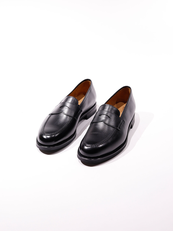 Morjas Universe - The Penny Loafer - Rubber Sole
