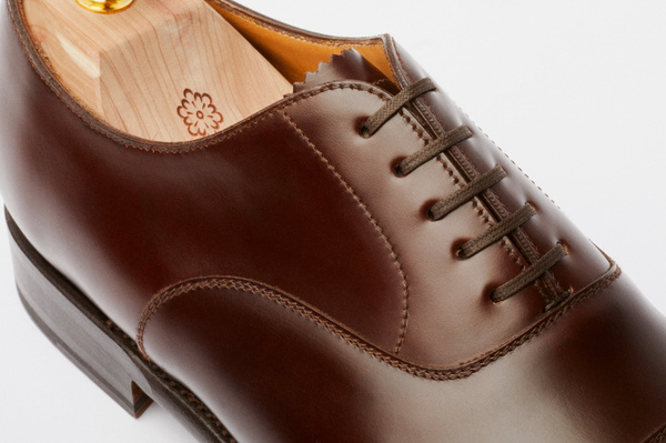 The Oxford - Brown Calf