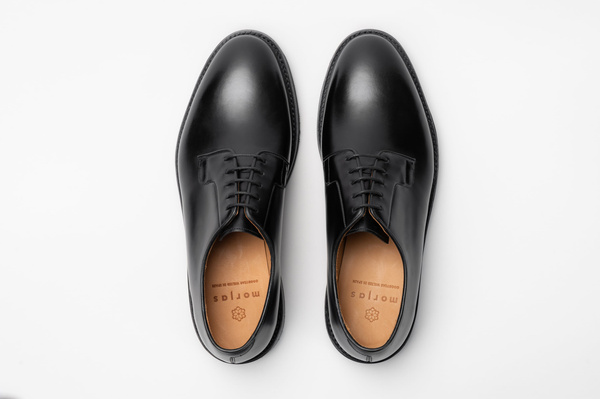 The Plain Toe Blucher