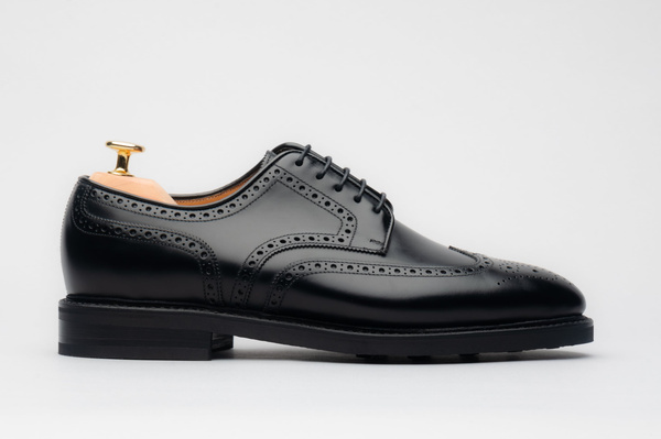 The Derby - Black Calf