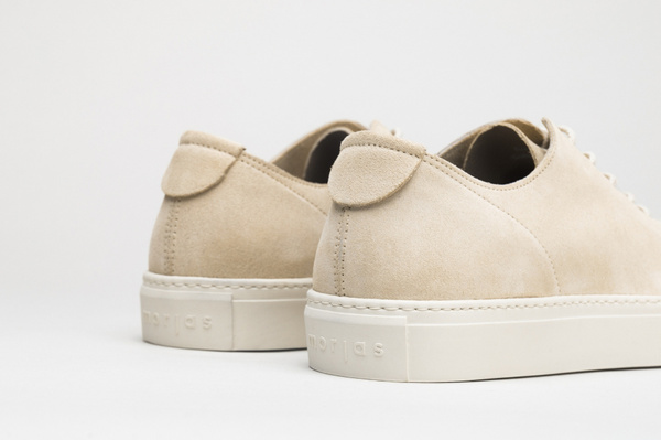 The Sneaker - Sand Suede
