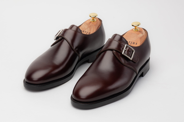 The Single Monkstrap - Brown Calf