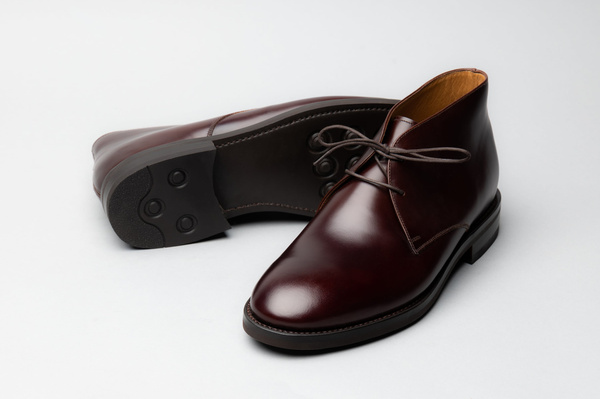 The Chukka - Brown Calf
