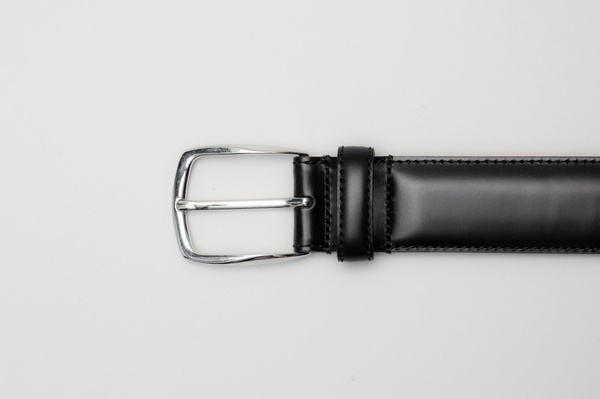 The Belt - Black Calf