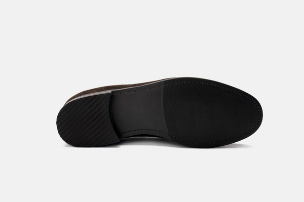 The Penny Loafer Rubber Sole