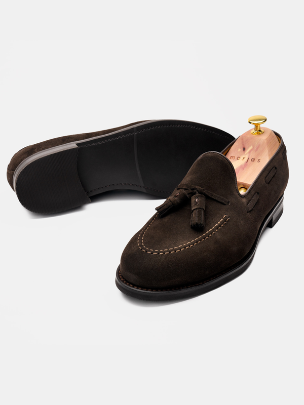 The Tassel Loafer Rubber Sole