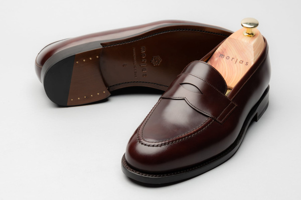 The Penny Loafer - Brown Calf