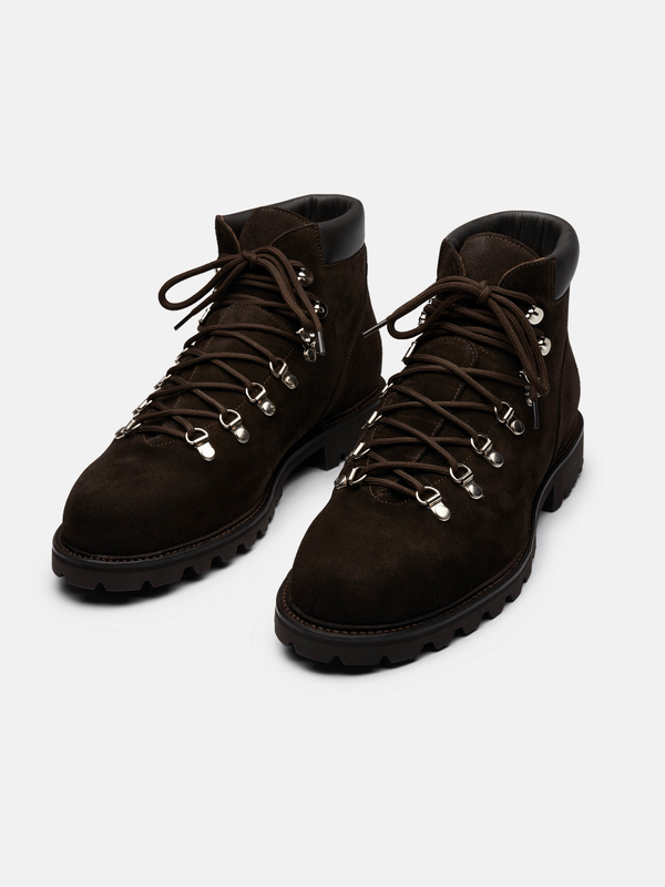 The Hiking Boot